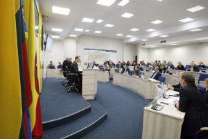 Po rinkimų – permainos uostamiesčio taryboje?