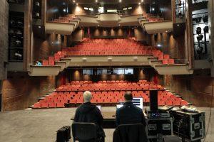 Klaipėdos dramos teatre – netikėtas aliarmas