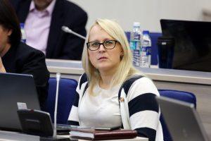 Etikos komisijoje – L. Girskienės reikalai