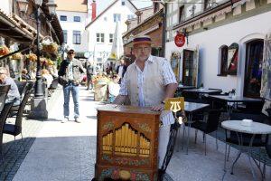 Sena svajonė  V. Vyšniauską nuginė į Miuncheną
