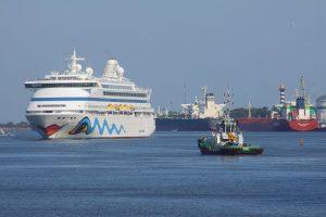 Klaipėdos uostui – aukščiausias kruizinių laivų turistų įvertinimas