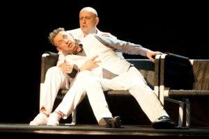 """""""Kitoks teatras"""" į Klaipėdą atveš intriguojančią komediją"""