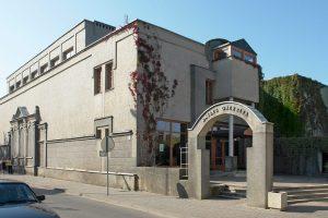 Panevėžio dailės galerijai atnaujinti skirtas 1 mln. eurų
