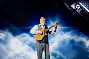 """""""Dainuoju Lietuvą"""" favoritą vienbalsiai išrinko ir komisija, ir žiūrovai"""