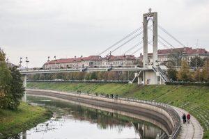 Kauno centre – drama: gelbėjo nuo tilto norėjusį šokti vyrą