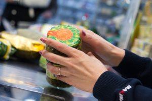 ŽŪM Vyriausybę supažindins su maisto kainų tendencijomis