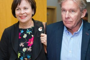 Dviem konservatoriams Krynicos ekonomikos forume neleido skaityti pranešimų