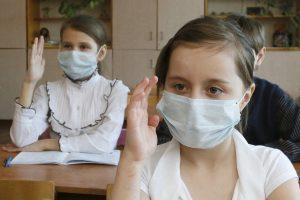 Gripo epidemija paskelbta jau devyniose savivaldybėse