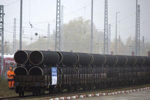 """Konkurencijos komisarė: """"Nord Stream 2"""" projektas neatitinka ES interesų"""
