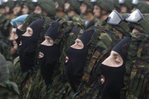 """Ar tikrai visi rusų kariai išvyko iš Baltarusijos po """"Zapad 2017""""?"""