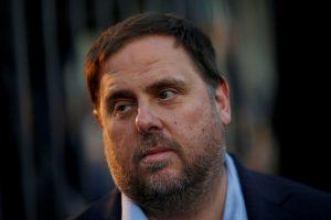 Buvęs Katalonijos viceprezidentas ir trys kiti lyderiai paliekami už grotų