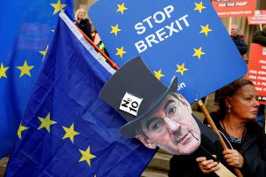 "JK gali įvykti antrasis ""Brexit"" referendumas"