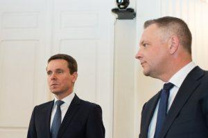 E. Masiulis: prokuratūra kaltinimais kišasi į partijos vidaus reikalus (atnaujinta)