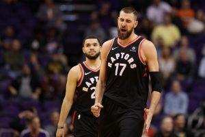 NBA: J. Valančiūnas surinko dvigubą dublį