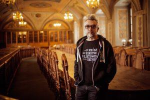 A. Mamontovas: muzikiniai albumai yra tarsi knygos