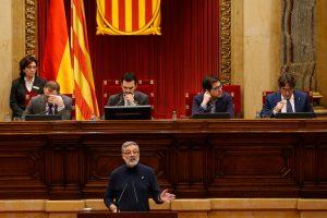 Katalonijos parlamentas neišrinko naujo regiono vadovo