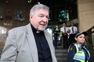 Popiežiaus padėjėjas kardinolas bus teisiamas dėl numanomų lytinių nusikaltimų