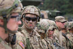 JAV kariai Gaižiūnų poligone vykdys oro desanto operaciją
