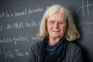 Norvegijos Abelio matematikos premija pirmą kartą paskirta moteriai