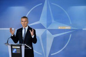 NATO: diskusijos su Rusija dėl incidentų Baltijos jūros regione įgauna pagreitį