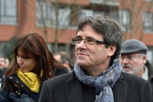 Buvęs Katalonijos lyderis sako galįs vadovauti regionui būdamas Belgijoje