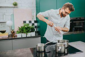 A. Ivanauskas pataria, kaip gaminti sveikiau