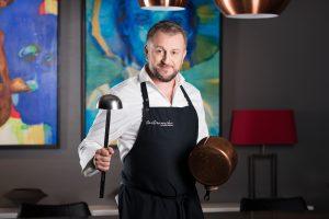 Virtuvės šefas L. Čeprackas: klaidų ir aš esu pridaręs