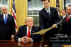 JAV patvirtino sprendimą dėl Ukrainos: Kremliui tai nepatiks
