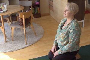 Sąmoningo kvėpavimo specialistė: dūsauti reikia visiems ir kuo dažniau