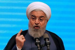 Iranas žada laikytis branduolinės sutarties, net jeigu JAV iš jos pasitrauks