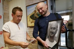 A. Babčenkos žmogžudystės užsakymu įtariamam verslininkui – žinia iš teismo