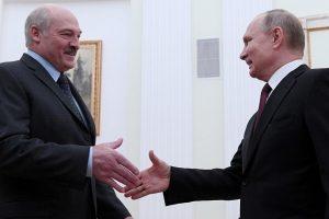 Kremlius: Rusija neturi Baltarusijos prisijungimo planų