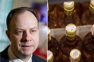 Medicinos įstaigų duomenys: mažiau vartojama alkoholio, todėl mažiau ir sergama?
