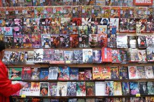 Mokslininkai tikisi, kad skaitmeninis komiksų skaitymas sumažins atskirtį
