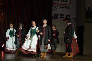"""Dovana Lietuvai –  liaudies šokių festivalis """"Atdarykim vartelius 2017"""""""