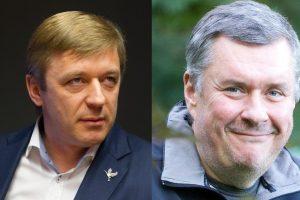 """H. Mackevičius palinkėjo R. Karbauskiui: nepasprink """"šližiku"""""""