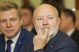 Sprendimas: Liberalų sąjūdis šiurkščiai pažeidė rinkimų finansavimo įstatymą