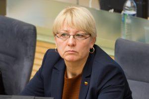 Naujoji Seimo Sveikatos komiteto vadovė žada pajudinti strigusią sutartį su Kanada