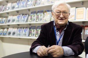 Žurnalistas A. Čekuolis švenčia garbingą sukaktį