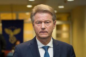 Teismas nepriėmė pakeisto kaltinimo R. Pakso ir G. Vainausko byloje