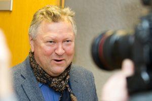 K. Starkevičius išrinktas Kauno skyrių sueigos pirmininku
