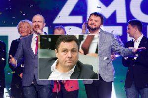 """Stano ir D. Zvonkus pristato naują dainą """"Apsėklintojas Petras"""""""