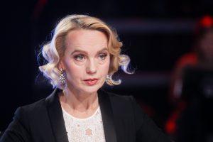 Aktorei D. Michelevičiūtei išsaugoti grakščią figūrą padeda vaikystės pomėgis