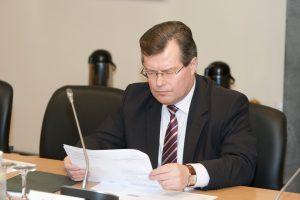 VAAT nepriėmė R. Šukio skundo dėl VSD paskleistos informacijos