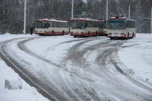 Daugiau žmonių galės įsigyti transporto bilietą su didesne nuolaida