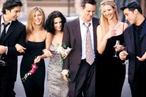 """Kaip po 14-likos metų susiklostė serialo """"Draugai"""" aktorių karjeros?"""