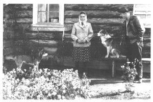 Ką priminė gyvūnų nuotraukos iš Sibiro?