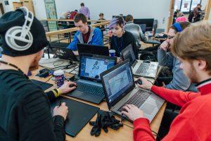 Per dvi paras lietuviai sukūrė 105 žaidimus