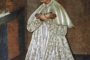 Popiežius patvirtino M. Giedraitį palaimintuoju