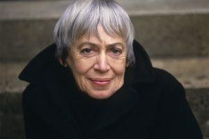 Mirė garsi JAV mokslinės ir maginės fantastikos rašytoja